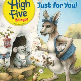 scientificmagazines Highlights-High-Five-Bilingue-February-2019 Highlights High Five Bilingue - February 2019 For Kids & Teens  Highlights High Five Bilingue