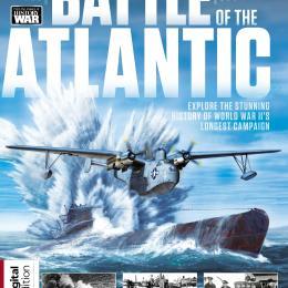 scientificmagazines History-of-War-Battle-of-the-Atlantic-3rd-Edition-2019 History of War: Battle of the Atlantic - 3rd Edition 2019 History  History of War