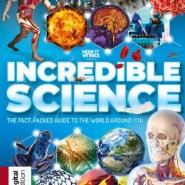 scientificmagazines How-It-Works-Book-of-Incredible-Science-June-2019 How It Works: Book of Incredible Science - June 2019 Science related  How It Works