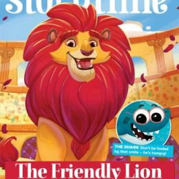scientificmagazines Storytime-July-2019 Storytime - July 2019 For Kids & Teens  Storytime