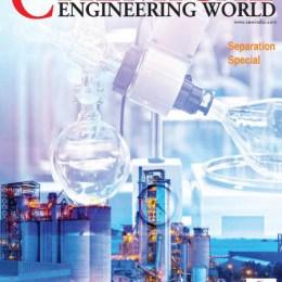 scientificmagazines Chemical-Engineering-World-July-2019 Chemical Engineering World - July 2019 Chemistry Science related  Chemical Engineering World