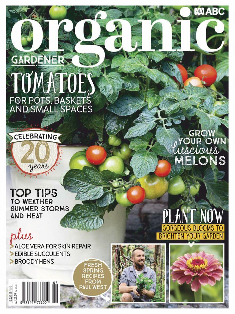 ABC-Organic-Gardener-November-2019 ABC Organic Gardener - November 2019