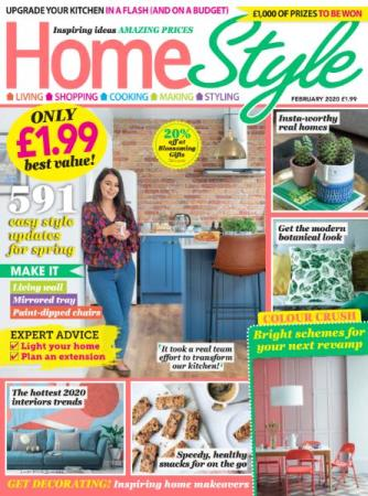 HomeStyle-UK-February-2020 HomeStyle UK - February 2020