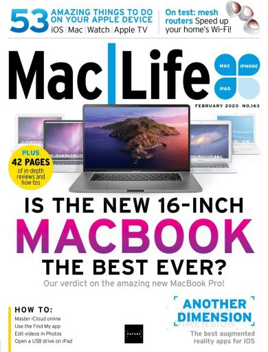 MacLife-UK-February-2020 MacLife UK - February 2020