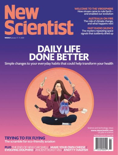 New-Scientist-January-11-2020 New Scientist - January 11, 2020