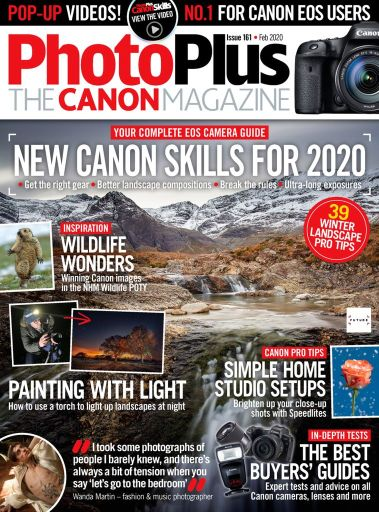 PhotoPlus-The-Canon-Magazine-February-2020 PhotoPlus: The Canon Magazine - February 2020