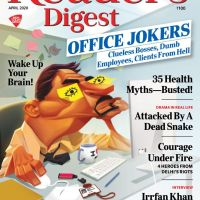 Reader's Digest India - April 2020