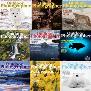 Outdoor-Photographer-Full-Year-2018-Collection-1 Outdoor Photographer - Full Year 2018 Collection