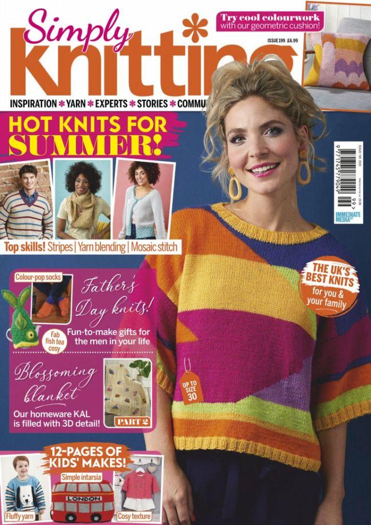 Simply-Knitting-July-2020-2 Simply Knitting - July 2020