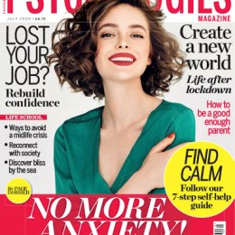 scientificmagazines Psychologies-UK-July-2020 Psychologies UK - July 2020 Psychology  Psychologies UK