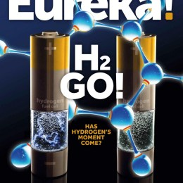 scientificmagazines Eureka-Magazine-August-2020 Eureka Magazine - August 2020 Technics and Technology  Eureka Magazine