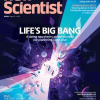 New Scientist - August 08, 2020
