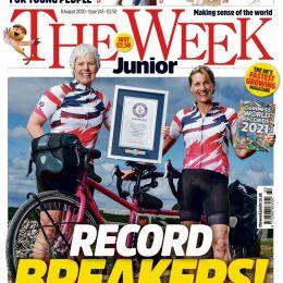 scientificmagazines The-Week-Junior-UK-08-August-2020 The Week Junior UK - 08 August 2020 For Kids & Teens Hobbies & Leisure time  The Week Junior UK