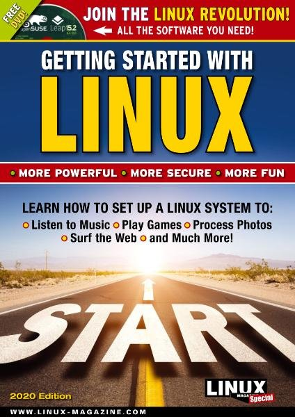 Linux-Magazine-Special-Editions-Getting-Started-with-Linux-2020 Linux Magazine Special Editions - Getting Started with Linux 2020