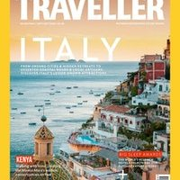 National Geographic Traveller UK - September/October 2020