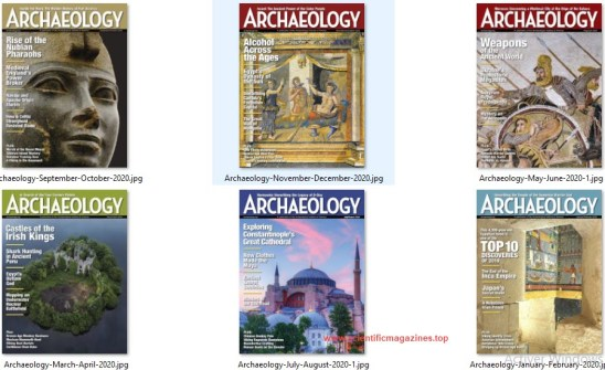 Archaeology-–-Full-Year-2020-Collection Archaeology – Full Year 2020 Collection
