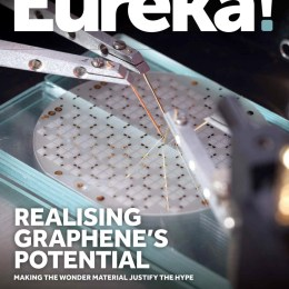 scientificmagazines Eureka-Magazine-October-2020 Eureka Magazine - October 2020 Technics and Technology  Eureka Magazine