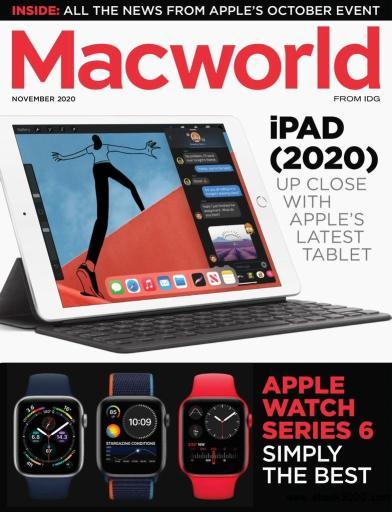 Macworld-UK-November-2020 Macworld UK - November 2020