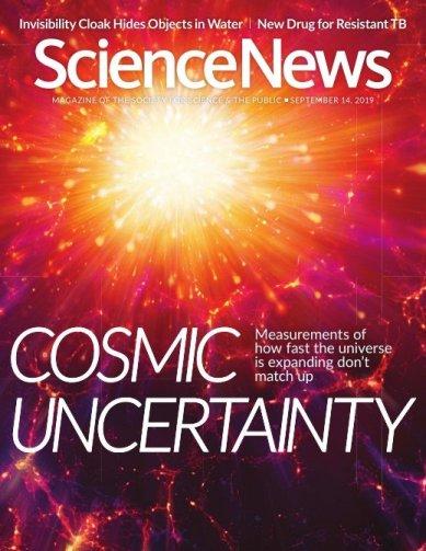 Science News - 14 September 2019