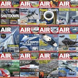 scientificmagazines AIR-International-2020-Full-Year AIR International - 2020 Full Year collection Aviation Full Year Collection Magazines  Air International