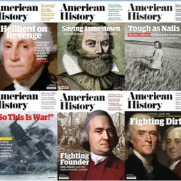 scientificmagazines American-History-–-2020-Full-Year-Collection American History – 2020 Full Year Collection Full Year Collection Magazines History  American History