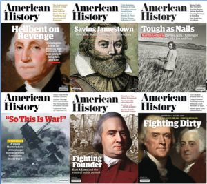download American History – Full Year 2020 Issues Collection