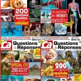 scientificmagazines Ca-Minteresse-Questions-Reponses-annee-complete-2020 Ça M'intéresse Questions & Réponses - année complète 2020 Frensh magazines Science related  Ça M'intéresse Questions et Réponses