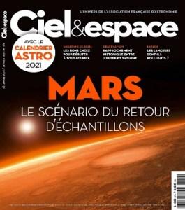 Ciel et Espace N°574 – Décembre 2020 Janvier 2021