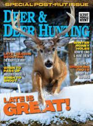 scientificmagazines Deer-Deer-Hunting-December-2020 Deer & Deer Hunting - December 2020 Fishing and Hunting  Deer & Deer Hunting