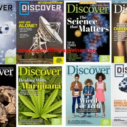 scientificmagazines Discover-–-2020-Full-Year-Collection Discover – 2020 Full Year Collection Full Year Collection Magazines Science related  Discover