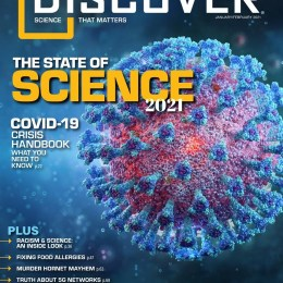 scientificmagazines Discover-January-2021 Discover - January 2021 Science related  Discover