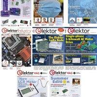 Elektor USA - 2020 Full Year Collection