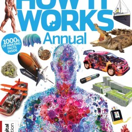 scientificmagazines How-it-Works-Annual-11-Edition-2020 How it Works - Annual, 11 Edition 2020 Science related  How It Works