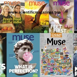 scientificmagazines Muse-–-2020-Full-Year-Collection Muse – 2020 Full Year Collection Full Year Collection Magazines Science related  Muse