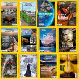 scientificmagazines National-Geographic-–-Annee-Complete-2020 National Geographic – Année Complète 2020 Frensh magazines Full Year Collection Magazines Science related  National Geographic France