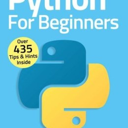scientificmagazines Python-for-Beginners-4th-Edition-November-2020 Python for Beginners - 4th Edition - November 2020 Computer  Python for Beginners