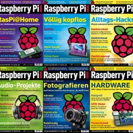 scientificmagazines Raspberry-Pi-Geek-2020-Jahrgang Raspberry Pi Geek - 2020 Jahrgang Computer Consumer Electronics Deutsch Magazines  Raspberry Pi Geek