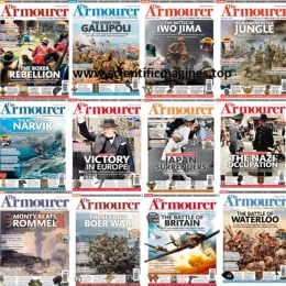 scientificmagazines The-Armourer-–-2020-Full-Year-Collection The Armourer – 2020 Full Year Collection Full Year Collection Magazines History Military and Army  The Armourer
