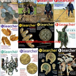 scientificmagazines The-Searcher-–-2020-Full-Year-Collection The Searcher – 2020 Full Year Collection Full Year Collection Magazines History  The Searcher
