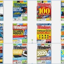 scientificmagazines Windows-Internet-Pratique-–-2020-Full-Year Windows & Internet Pratique – Année Complète 2020 Computer Frensh magazines Full Year Collection Magazines  Windows & Internet Pratique