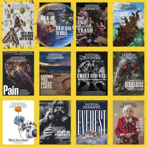 National Geographic USA - 2020 Full Year Collection