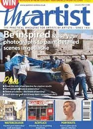 scientificmagazines The-Artist-January-2021 The Artist - January 2021 Arts & Photography  The Artist