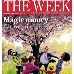 scientificmagazines The-Week-UK-05-December-2020 The Week UK - 05 December 2020 Economics and Finances News Politics  The Week UK