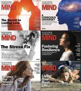 Scientific American Mind - Full Year 2020 Collection