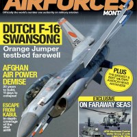 AirForces Monthly - Issue 403 - October 2021
