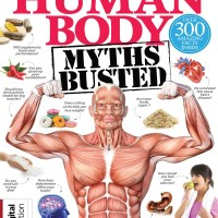 How it Works - Book of The Human Body - Curious Minds - Issue 81, 2021