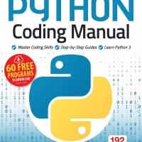 The Python Coding Manual - 13 September 2021