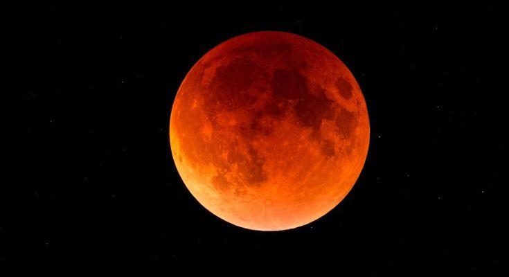 Lunar Eclipse Live Stream 2018