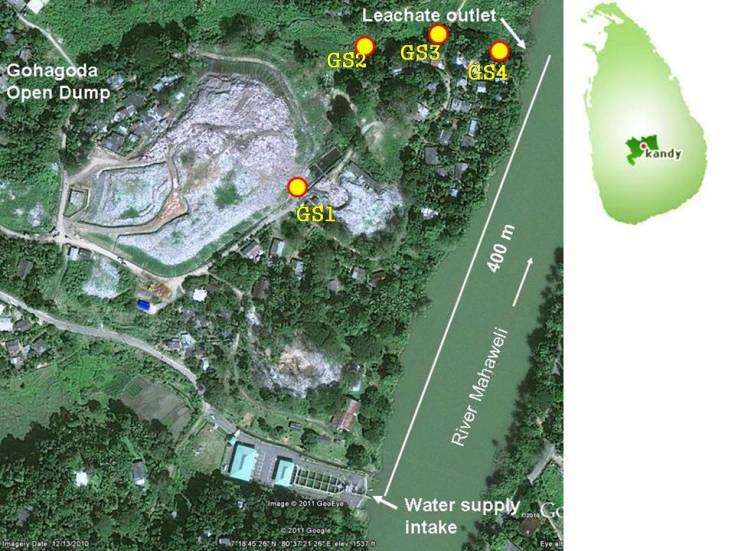 Gohagoda Dump Site