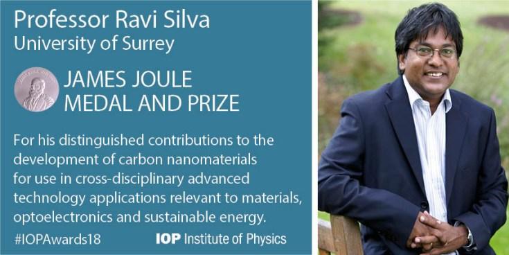 Prof Ravi